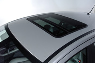 A TVS-900 sunroof, closed